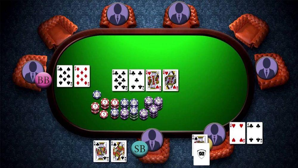 Боты для онлайн покера скачать скачать карту или сервер играть