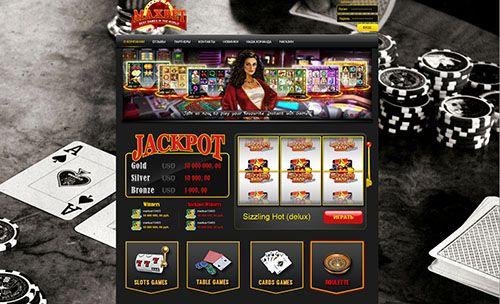 Интерент казино дающие выигрывать - Интернет