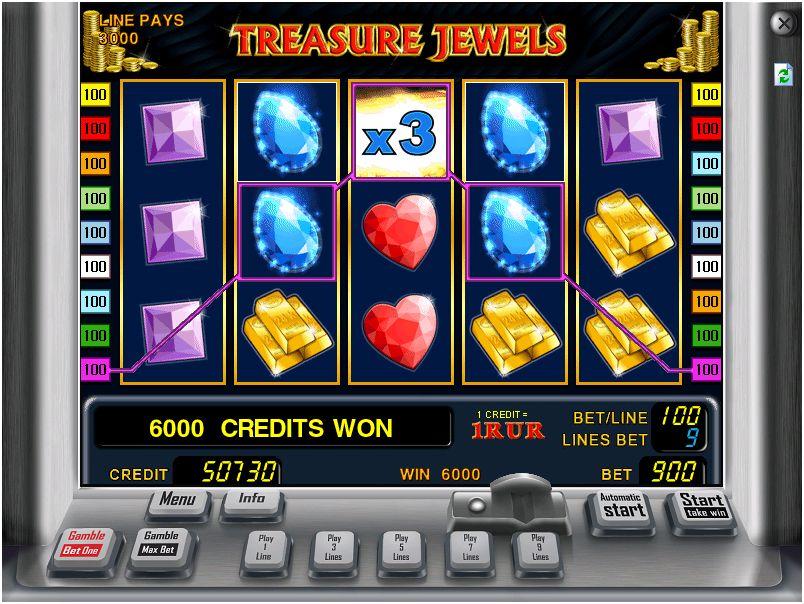 Игровые автоматы играть бесплатно в казино Гаминатор