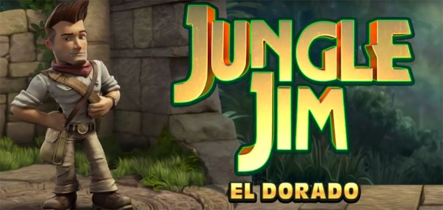 слот Microgaming - Jungle Jim El Dorado , скриншот 1