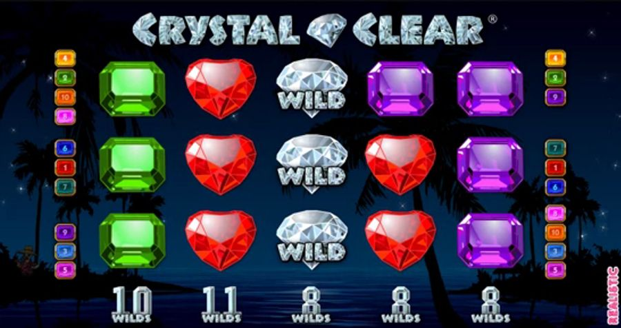 Realistic Games - Crystal Clear, скриншот 1