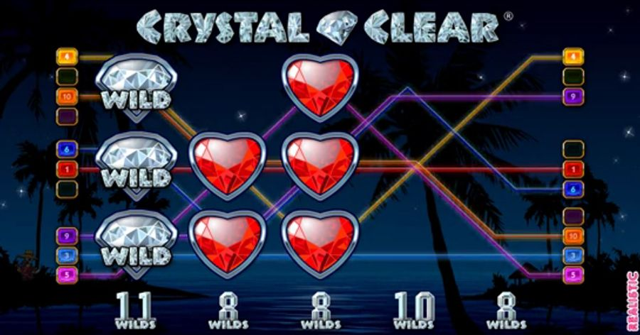 Realistic Games - Crystal Clear, скриншот 3