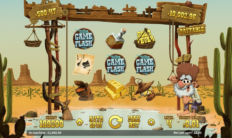 Magnet Gaming - Gold Rush, скриншот 2