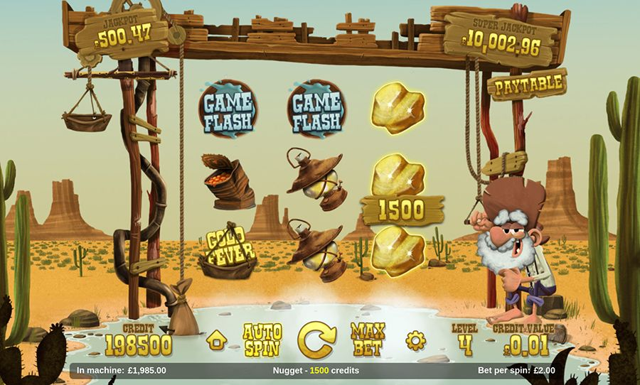 Magnet Gaming - Gold Rush, скриншот 4