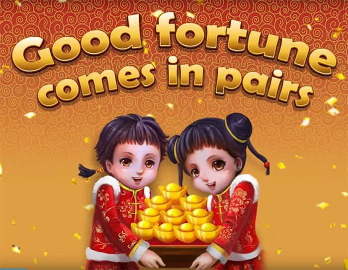 Microgaming, игровые автоматы microgaming, Lucky Twins,  Peek-a-Boo