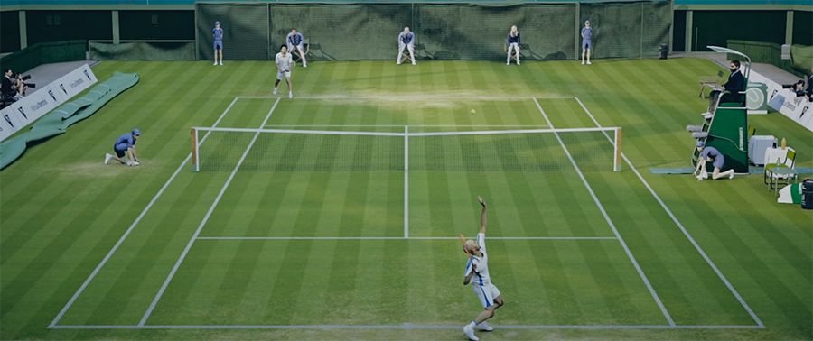 Playtech - Virtual Tennis, скриншот 3